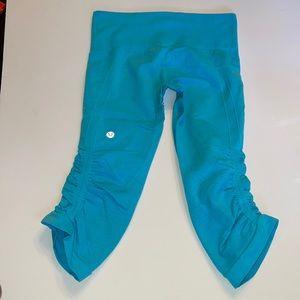 Lululemon Leggings Blue
